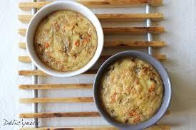 flan d amarante aux légumes plats cuisinés