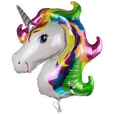 Globos Metalizados Unicornio 14