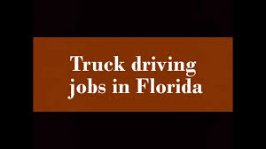 Truck Driving Jobs In Florida - YouTube Cdl Truck Driving Schools In Florida Jobs Gezginturknet Heartland Express Tampa Best Image Kusaboshicom Jrc Transportation Driver Youtube Flatbed Cypress Lines Inc Massachusetts Cdl Local In Ma Can A Trucker Earn Over 100k Uckerstraing Mathis Sons Septic Orlando Fl Resume Templates Download Class B Cdl Driver Jobs Panama City Florida Jasko Enterprises Trucking Companies Northwest Indiana Craigslist