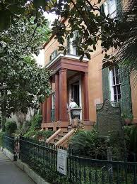 Dresser Palmer House Haunted by 12 West Oglethorpe A Haunted Savannah Building And A Stop On