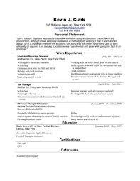 Lvn Job Resume Examples
