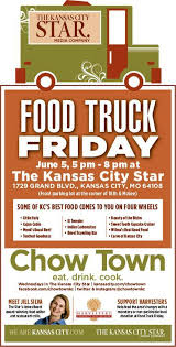 100 Kansas City Food Trucks Its Truck Friday Stop By 18th McGee Tonight