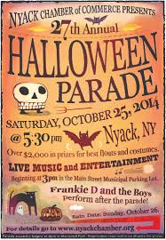 Date Halloween 2014 by Designing Halloween Parade Posters