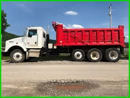 2004 KENWORTH T800 Tri Axle Dump Truck Cummins Diesel Allison Trans ... Semitrckn Peterbilt Custom 389 Tri Axle Dump Pinterest Triaxle Dump Trucks Exterra Logistics Southern Ontario 2007 Mack Cv713 Tandem Axle Truck For Sale T2786 Youtube Twinstar Tri Axle Dump Truck V10 Fs17 Farming Simulator 17 Mod 2019 New Freightliner 122sd At Premier Sterling L9513 Steel 498257 2011 Peterbilt 367 Tri T2569 Western Star Triaxle Cambrian Centrecambrian Andr Taillefer Ltd Aggregate And Trucking 81914mack Truck On Sunset St My Pictures Low Boy Drivers Leeward Cstruction Inc