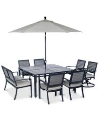 Macys Outdoor Dining Sets by Marlough Outdoor 8 Piece Set 62