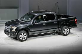 Vs 2015 Ford F150 Atlas Engine F Styling Showdown Truck ...