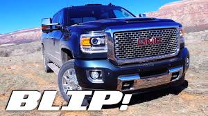 100 Truck Hood Scoops This New Scoop On The 2017 GMC Sierra HD Does A Neat Trick