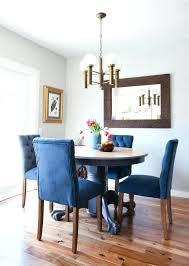 Blue Dining Room Ideas Furniture Grey
