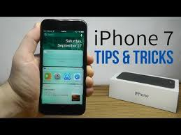 iPhone 7 Tips Tricks & Hidden Features TOP 25 LIST