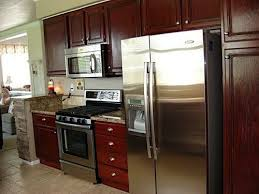 How To Restain Kitchen Cabinets Colors Kitchen How To Stain Kitchen Cabinets Without Sanding Ideas How