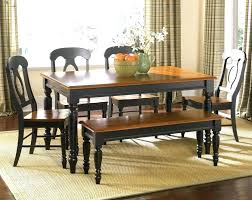 Country Oak Dining Room Sets Style Chairs French