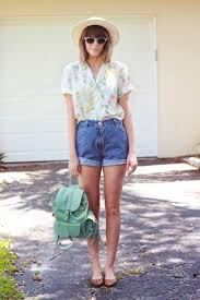 how to wear denim shorts for women 2017 fashiontasty com
