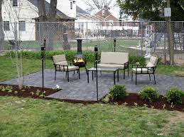 Paver Patio Ideas On A Budget by Patio Designs On A Budget Neat As Walmart Patio Furniture On Paver
