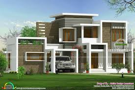 100 Box House Designs Type Design New Contemporary 2750 Sq Ft Floor Plan