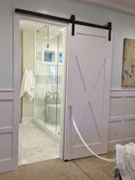 Bathrooms Design : Decorations Inspiration Awesome White Polished ... Rustic Style Barn Door Modern Industrial Industrial Sliding Barn Door Bathroom Cabinet Asusparapc Bathroom Hdware Best Design 25 Ideas On Pinterest Sliding Doors Interior For With Single Designs 889 Plans House Of Turquoise Four Chairs Fniture Privacy 30 20 Diy Tutorials Solution For Small Spaces A Beautiful Mess Closet Roselawnlutheran Enchanting
