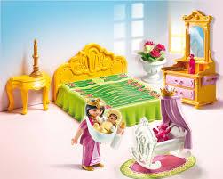 5146 πριγκιπική κρεβατοκάμαρα και βρεφική κούνια playmobil