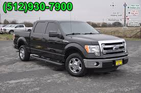 100 2013 Ford Truck F150 XLT Crew Cab Pickup For Sale In Austin TX 264890A