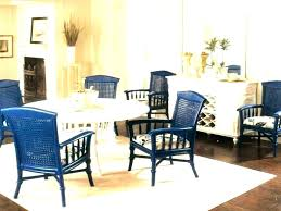 Blue Dining Room Table Navy Majestic Royal Chairs