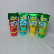Crayola Bathtub Fingerpaint Soap Target by Multi Color Kids And Teens Bath Accessory Set Ebay