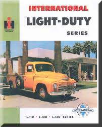 Sales Brochure L100,L120,L130 1950-1952 • Old International Truck Parts