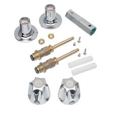 Aerator Faucet Parts U0026 Repair by Tub Shower 2 Handle Remodeling Kit For Price Pfister Verve In