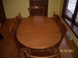650 Tell City Furniture Dining Set