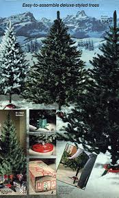 Christmas Tree Flocking Spray Uk by How Christmas Trees Have Evolved In Our Lifetime