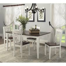 Casual Dining Sets Walnut Table 36 Round Circular Room Furniture For Sale Colorful Kitchens Exquisite White