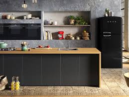 trend dunkle küchen stylemag by ambientedirect