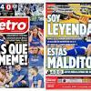 Dura eliminación de Cruz Azul ante Pumas UNAM: las portadas de ...