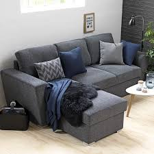 VEJLBY Sofa Bed Grey JYSK Canada
