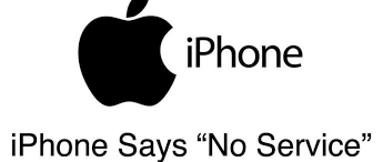 iPhone Says No Service and How To Fix It
