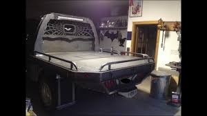100 Custom Flatbed Truck Beds Build YouTube