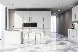 100 Interior Design Marble Flooring Of Modern Kitchen With Beige Walls Marble Floor White