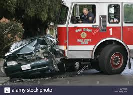 100 Fire Truck Driver 2 POY Published On 15005 B17 B416 San Diego Stock