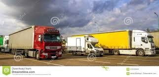 Colorful Modern Big Semi-trucks And Trailers Of Different Makes ... Big Rig Modern Semi Truck Flat Bed Trailer With Cargo On Parking Semi Truck Show 2017 Pictures Of Nice Trucks And Trailers Medium Duty And Service In Rapids Quality Car Pin By Tim Winemiller On Lost Trucking Companies Pinterest Driver Jobs Mntdl Artisan Vehicle Systems Diesel Hybrid Photo Image Gallery Purple Gold Stock Illustration 766137712 Sleeper 2019 Kenworth T680 Cummins Wayne Truck Trucks Tesla Just Received Its Largest Preorder Of Yet The Verge 10 Quick Facts About Png Logistics