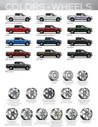 100 Ford Truck Colors 2015 F 150 Shows Its Styling Potential With New Appearance F150