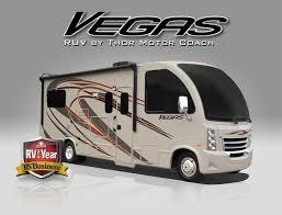 2015 Vegas RUV Motorhomes Class A RV By Thor Motor Coach