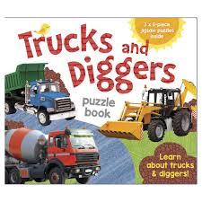 Trucks & Diggers Puzzle Book | Kmart Big Book Of Trucks At Usborne Books Home Trains And Tractors Organisers Book Whats New Hhsl Coloring Fire Truck Pages Vehicles Video With Colors For Dk Discovery Trucks Enkore Kids Australian Working Volume 3 Sweet Ride Penguin Stephanie Nikopoulos Dmv Food Association A Popup Popup Mighty Machines Priddy Online India Instant Booking Personalized Vehicle Boys Photo Face Name My