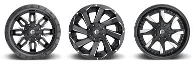 Kal Tire - 3 Kal Exclusive Aftermarket Wheels By Fuel Off Road Wheels