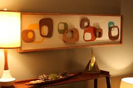 Marvellous Mid Century Modern Metal Wall Art Pictures Decoration Inspiration