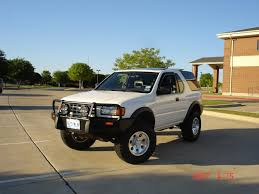 100 Amigo Truck Isuzu Rodeo Sport Car Picture In White Fun Pinterest