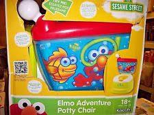 Elmo Potty Seat Cover by Potty Training Step Stools Ebay