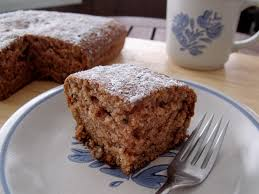 Applesauce Pecan Spice Cake Cindy s Recipes and Writings