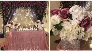 100 Elegant Decor DIY Backdrop Decor For Any Occasion DIY Purple Floral Decor DIY Elegant Decor