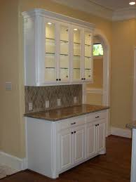 Built In China Cabinet Kitchen Nook