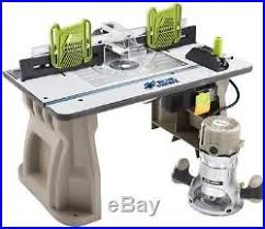 router table power tool shaper adjustable fence woodwork 11 amp