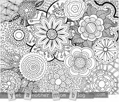 Collection Of Solutions Printable Zen Mandala Coloring Book For Form