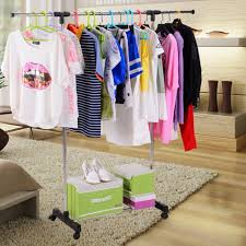 Decorative Metal Garment Rack by Online Get Cheap Steel Clothes Rail Aliexpress Com Alibaba Group