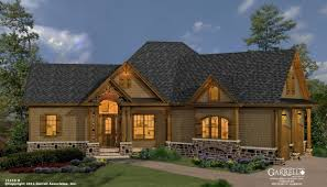 Gorgeous Rustic Style House Plans 3 Mountain Craftsman Home Images
